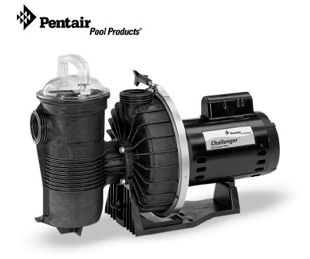 Máy bơm Pentair Challenger High Flow Pump