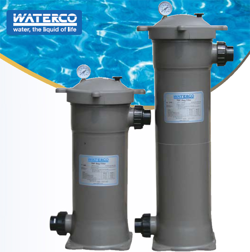 Cột lọc Waterco Trimline Bag Filter